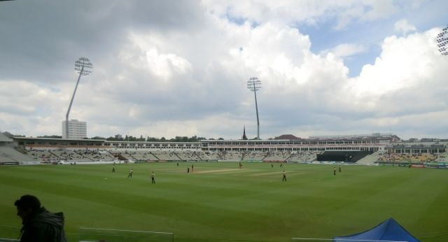 Birmingham Edgbaston Cricket Ground